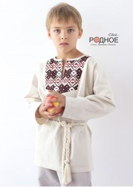 "Рубаха мальчиковая ""Богатырь"""