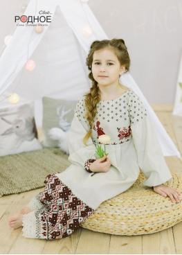 "Платье девичье ""Сударыня 03"""